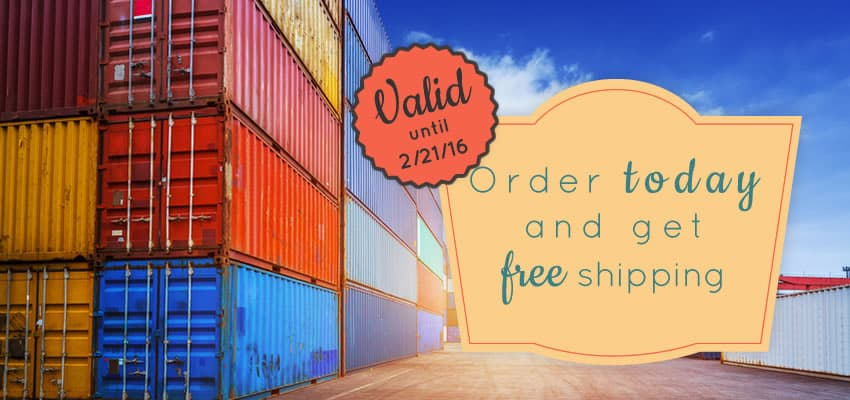 Free Shipping at wunderlabel