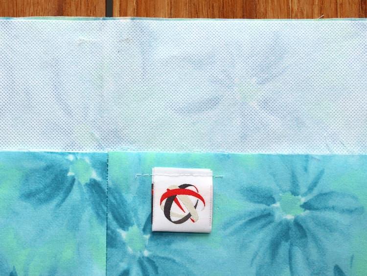 Fabric Bin, Basket, Sew, DIY, Tutorial, organize