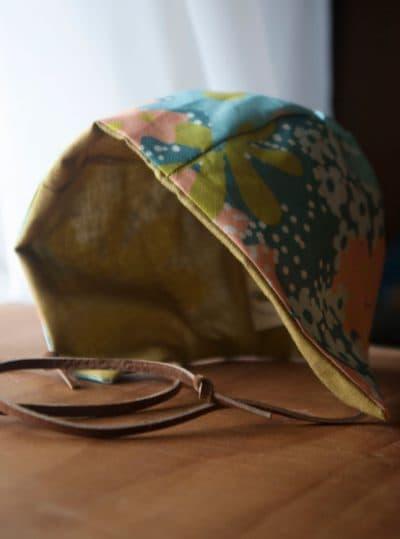 Bashful Birdie, Baby Bonnet, Retro, Etsy, Handmade