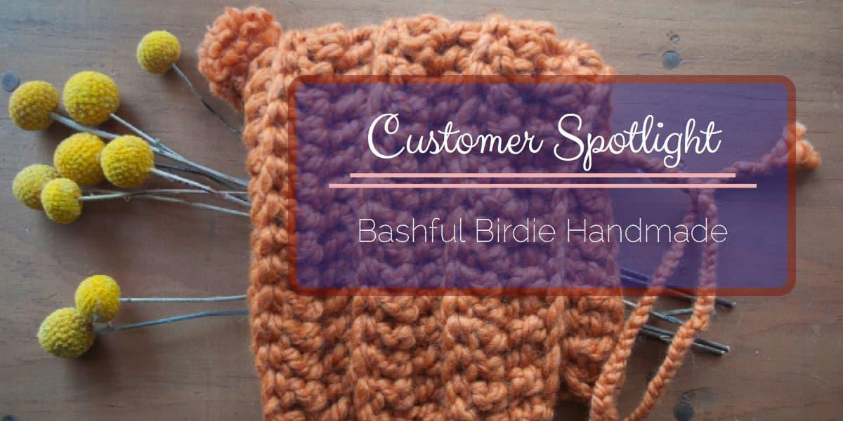 Bashful Birdie, Crochet, Knitting, bonnet, Etsy, handmade