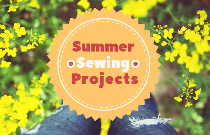 The Ultimate List of Summer Sewing Projects