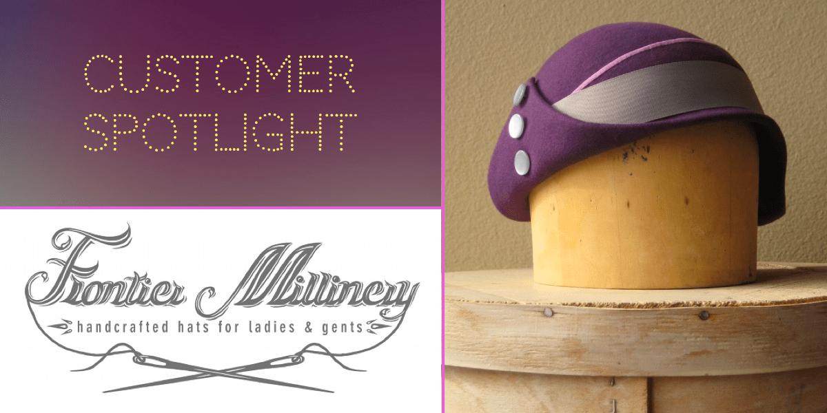 Millinery, hats, handmade, etsy