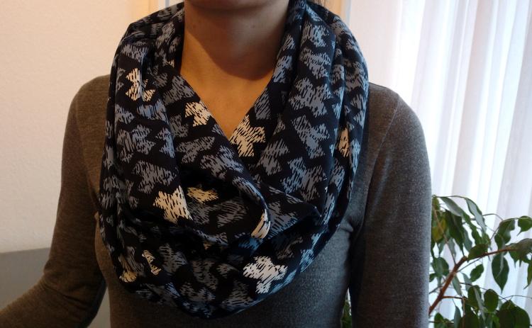 Infinity Scarf, diy infinity scarf tutorial