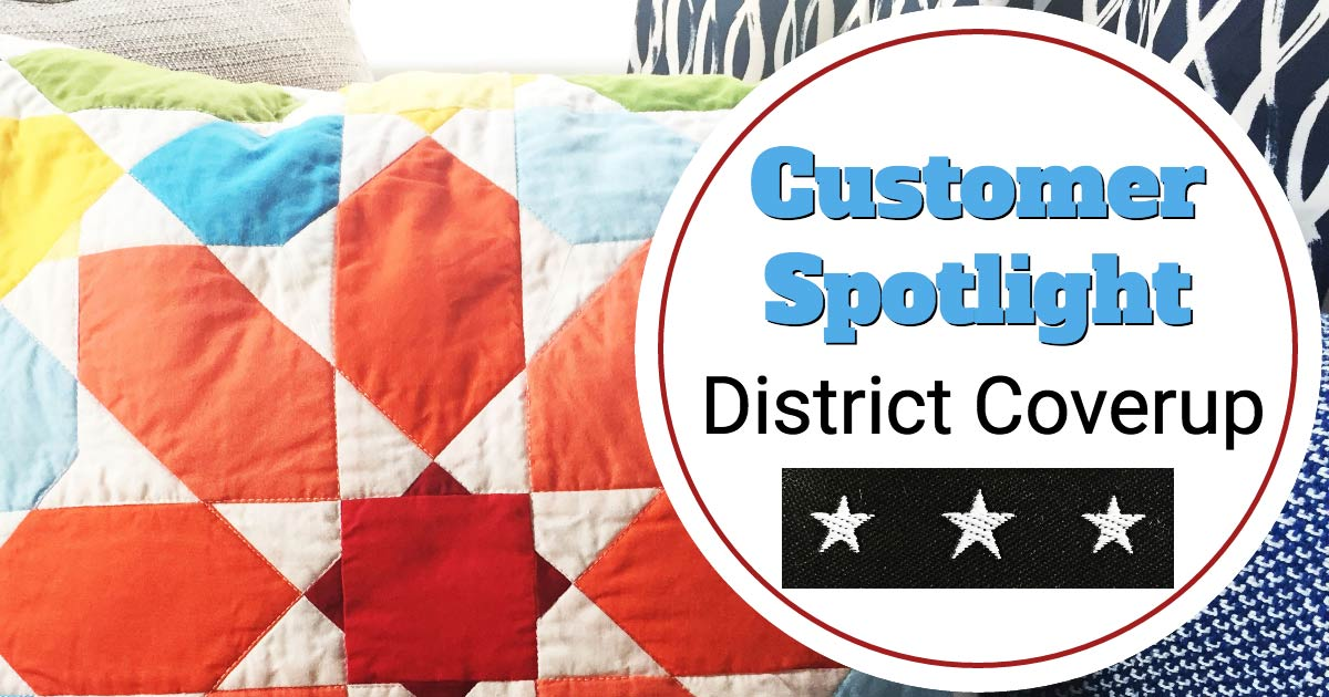 Customer Spotlight: District Coverup