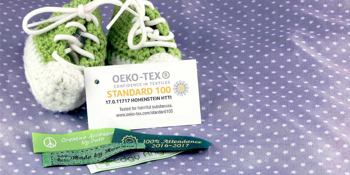 Wunderlabel is OEKO-TEX® Standard 100 Certified