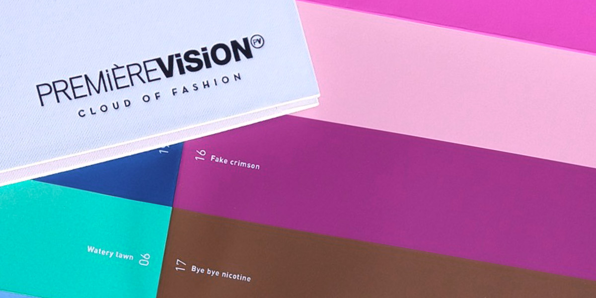 Première Vision - Fashion color trends Spring/Summer 2020