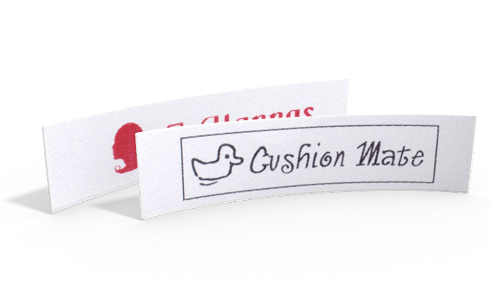 Printed Labels  - Text & Symbol