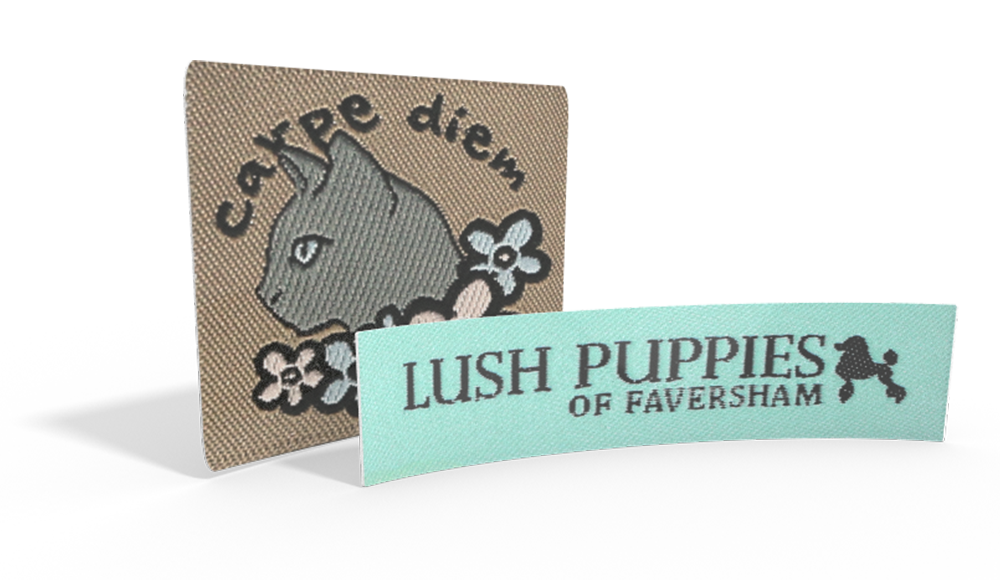 Woven Labels - with your Logo