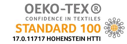 Oeko-Tex Confidence in Textiles Standard 100 wunderlabelUS