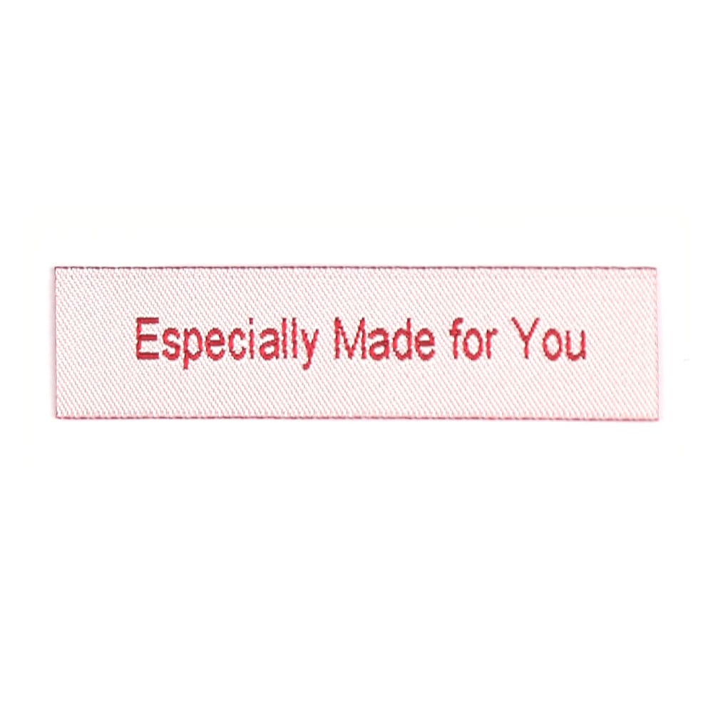 Woven Labels - Especially Made for You